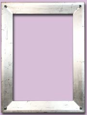 297 2 lengs pastel - Modern Picture Frame